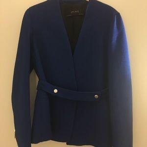 Zara royal blue women's blazer